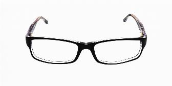 Ray Ban Optical RX5114 2034 Top Black on Transparent 54