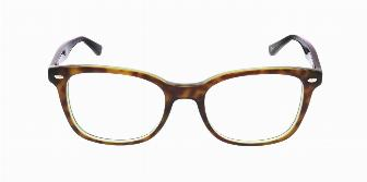 Ray Ban Optical RX5285 2383 Top Havana on Green 53