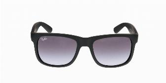 Ray Ban Sun RB4165 852/88 Rubr Gry 54