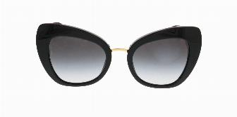 Dolce & Gabbana DG4319 501/8G Black 51