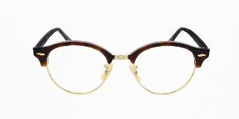 Ray Ban Optical RX4246V 2372 Red Havana 49