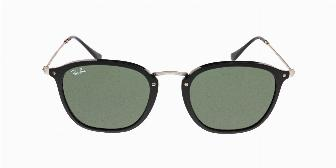 Ray Ban Sun RB2448N 901 Black 51