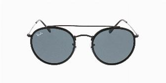 Ray Ban Sun RB3647N 002/R5 Black 51
