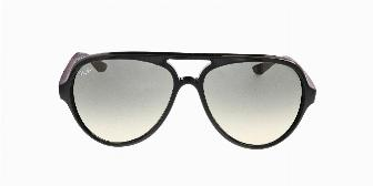 Ray Ban Sun RB4125 601/32 Black 59
