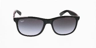 Ray Ban Sun RB4202 601/8G Black 55