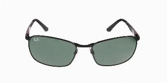 Ray Ban Sun RB3534 002 Black 59
