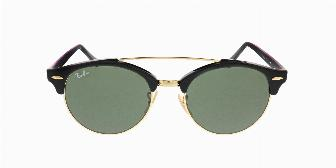 Ray Ban Sun RB4346 901 Black 51