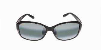 Maui Jim Koki Beach Black Grey Tortoise Neutral Grey 11T 56