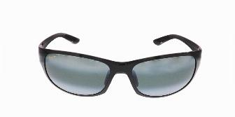 Maui Jim Twin Falls Gloss Black Neutral Grey 02J 63