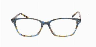 Modo Eyewear 6617 BLUTT Blue Tortoise 54