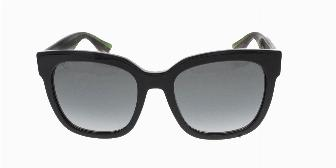 Gucci GG0034S 002 Black/Green 54