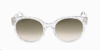 Gucci GG0035S 007 Silver/Silver 52