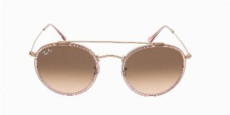 Ray Ban Sun RB3647N 9069A5 Pink 51