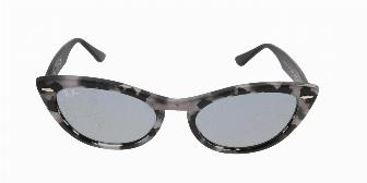 Ray Ban Sun RB4314N 1250Y5 Havana Grey 54