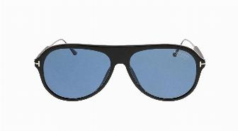 Tom Ford FT0624 02D Matte Black 57