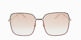 Gucci GG0443S 005 Gold/Gold 60