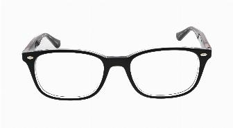 Ray Ban Optical RX5375 2034 Top Black on Transparent 53