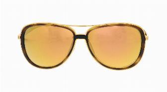 Oakley Sun Split Time OO4129 14 Brown Tortoise 58