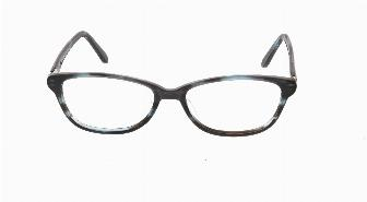 Modo Eyewear 6517 Black Blue 48