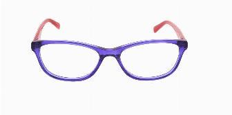 Marchon Nyc M-7501 470 Blue Violet 48
