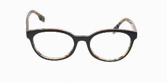 Burberry BE2315 3838 Top Black on Vintage 52