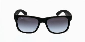Ray Ban Sun RB4165 601/8G Rubber Black 54