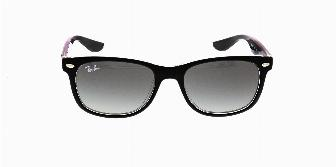 Ray Ban Jr. RJ9052S 100S55 Matte Black 48