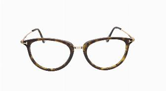 Tom Ford FT5640-B 052 Shiny Class Dark Havana 51