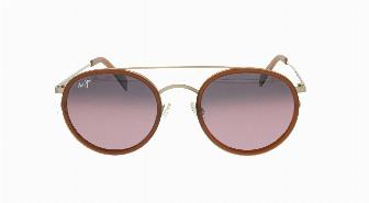Maui Jim Even Keel Rose Gold 16R 51