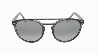 Maui Jim Ah Dang! 11MS Matte Grey Stripe 52