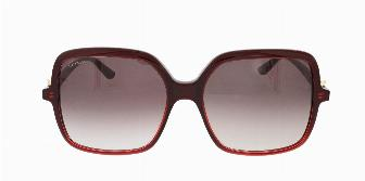 Cartier CT0219S 003 Burgundy 58