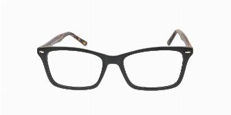 Vision Values EE-Betty Matte Black Tort 52