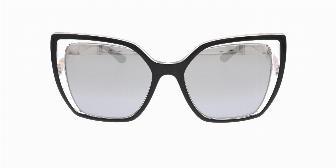 Dolce & Gabbana DG6138 675/6V Black on Crystal 55